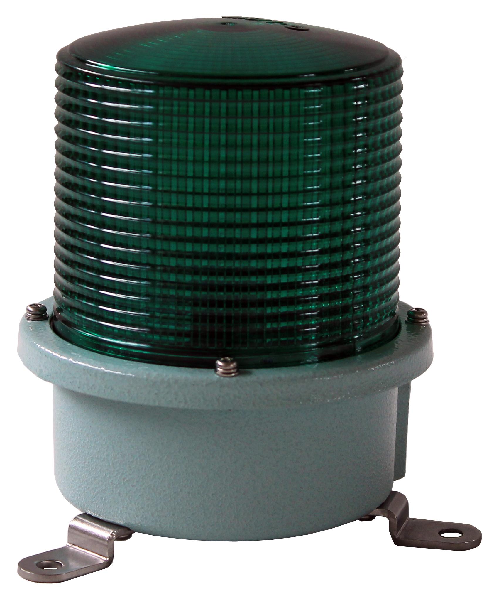 Garage Door Green Light Blinking: Alarm With Lighted Signal 12V