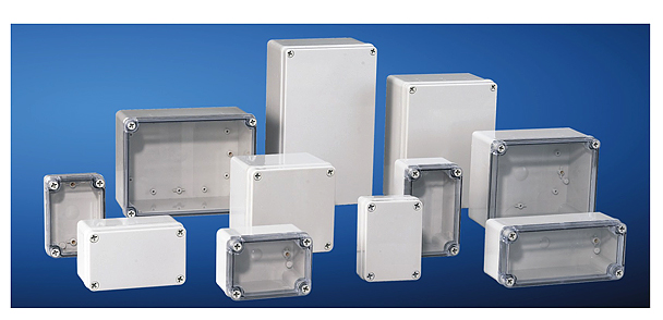 Plastic Enclosures and Junction Box